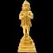 Standing Hanuman - Multi Tone
