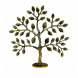Wellness Tree (Table Top) - Brass Antique
