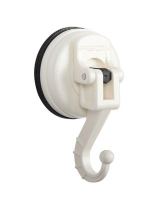 D25 DIANA  SUCTION HOOK-WHITE