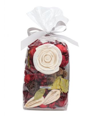 Potpourri in Poly Pouch Hibiscus Fragrance